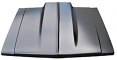 """1981-87 Fullsize Chevy & GMC Truck 4"""" Functional Cowl Induction Hood"""