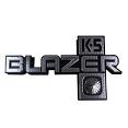 1981-88 Chevy K5 Blazer Fender Emblem 4WD