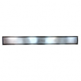 1981-91 Chevy & GMC Blazer Jimmy Brushed Aluminum Tailgate Band