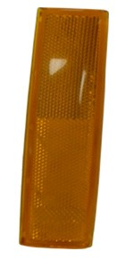1982-93 Chevy S10 & GMC Sonoma Truck Side Marker Lamp Lens, Right