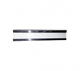 1983-84 Fullsize Chevy Center Headlight Bezel Horizontal Molding, Dual Headlights, Left or Right