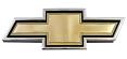 1983-87 Fullsize Chevy Bowtie Grille Emblem for Dual Headlight Grilles