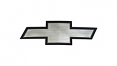 1983-87 Chevy Truck, Suburban, Blazer Grille Emblem Single Headlights, Silver