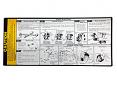 1985-87 Fullsize Chevy Truck Jacking Instruction Decal