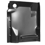 1988-89 Chevy & GMC Fullsize Pickup Complete Cab Floor Panel With Backing Plate, Left