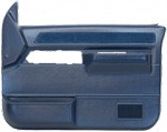 1988-94 Fullsize Chevy & GMC Replacement Style Front Door Panels (pairs only)