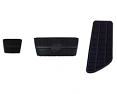 1975-87 Fullsize Chevy & GMC Truck Pedal Pad Kit, Automatic