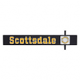 1975-80 Fullsize Chevy Truck Scottsdale Dash Emblem