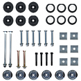 1984-87 Chevy & GMC Truck Complete Standard Cab, Bed & Radiator Mounting Kit