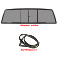 1973-87 Full Size Chevy & GMC Truck Rear Sliding Rear Window Kit