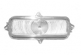 1960-66 CHEVY Truck Parking Light Lens, Clear
