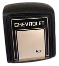 1978-87 Fullsize Chevy Truck Steering Wheel Horn Button Cap, Deluxe (small)