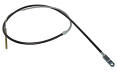 1969-72 Chevy & GMC Truck Front Emergency Brake Cable, 1969-72 Shortbed & 71-72 Longbed