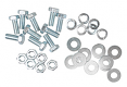 1954-87 Chevy & GMC Stepside Front Bed Panel Hardware Kit (30 pc)