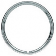 1947-80 Chevy & GMC Truck Wheel Trim Ring, Smooth, Stainless, Each