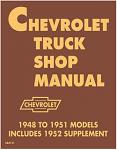 1948-53 Chevy Truck Shop Manual