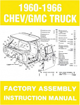 1960-66 Chevy Truck Factory Assembly Manual