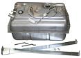 1963-66 Chevy & GMC Truck Rear Mount Gas Tank Kit, Side Fill