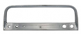 1964-66 CHEVY Truck Instrument Bezel Panel, Chrome