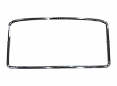 1967-72 Chevy & GMC Truck Chrome Headliner Trim Molding