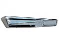"1967-72 Fullsize Chevy & GMC Fleetside Truck Rear ""Smoothie"" Chrome Bumper"