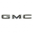 "1968-72 GMC Truck Front Hood Letters ""GMC"" With Fasteners"