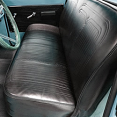 1969-70 Chevy & GMC Truck Original Western Scroll Style Vinyl Bench Seat Cover