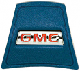 1969-72 GMC Truck Blue Horn Cap with Red GMC logo