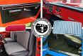 1971 Chevy & GMC Truck Original Style Houndstooth Interior Kit