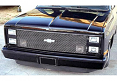 1981-87 Fullsize Chevy & GMC Truck Billet Aluminum Grille, Polished