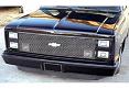 1981-87 Fullsize Chevy & GMC Truck Billet Aluminum Grille, Polished