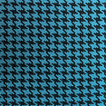 1960-72 Chevy & GMC Fullsize Truck Interior Color Sample, Houndstooth, Blue