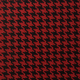 1960-72 Chevy & GMC Fullsize Truck Interior Color Sample, Houndstooth, Dark Red