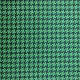 1960-72 Chevy & GMC Fullsize Truck Interior Color Sample, Houndstooth, Green