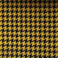 1960-72 Chevy & GMC Fullsize Truck Interior Color Sample, Houndstooth, Yellow