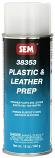 SEM Plastic and Leather Prep