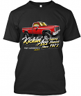 Squarebody Aholics Kickin Ass since 1973 Tee Shirt 73-80 GM truck
