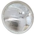 """1958-61 Chevy & GMC and 1967-72 GMC Truck Headlight Bulb, Inner (high beam), Round 5"""""""