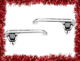1973-87 Fullsize Chevy & GMC Truck Outside Door Handles w/ Gaskets, Pair - Holiday Deal
