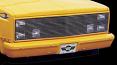 1981-87 Fullsize Chevy & GMC Truck Billet Aluminum Phantom Grille, Black