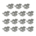 1973-87 Fullsize Chevy & GMC Truck Printed Circuit Retaining Clips, Set of 15