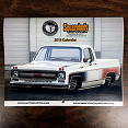 Squarebody Syndicate/USA1 2019 Wall Calendar, Syndicate Series 02
