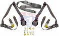 1973-80 Fullsize Chevy & GMC Truck Complete Shoulder and Lap Belt Kit