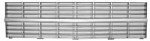 1983-84 Fullsize Chevy Truck Silver Front Grille w/ Single Headlight