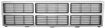1983-84 Fullsize GMC Truck Front Grille w/ Dual Headlight, Discontinued
