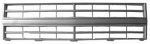 1985-87 Fullsize Chevy Truck Front Grille w/ Single Headlight, Replacement Style
