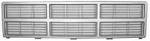 1983-84 Fullsize GMC Truck Front Grille w/ Single Headlight