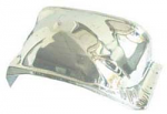 1981-87 Fullsize Chevy & GMC Truck Chrome Front Inner Fender, Left