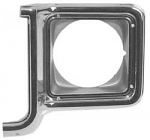1973-78 Fullsize Chevy & GMC Truck Headlight Bezel, Left