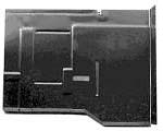 1973-91 Fullsize Chevy & GMC Blazer & Jimmy Rear Floor Pan Section, Right